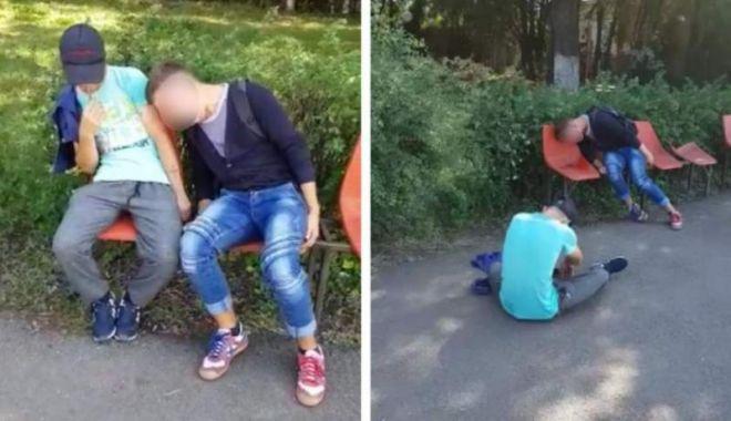 Avocatul Poporului s-a sesizat în cazul imaginilor cu tineri prăbușiți pe stradă - jnc9odawjmhhc2g9mwnhmdq1mzu1ogjk-1539081649.jpg