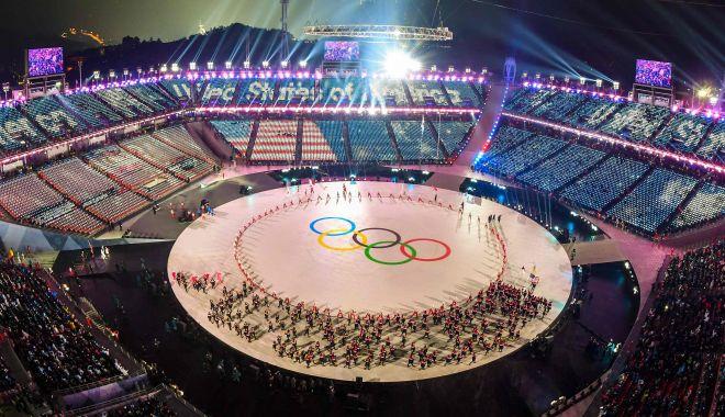 Foto: Ce români evoluează, sâmbătă, la PyeongChang