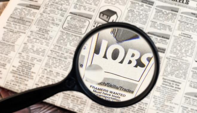 Foto: Eşti în căutarea unui loc de muncă? Iată ce poţi găsi