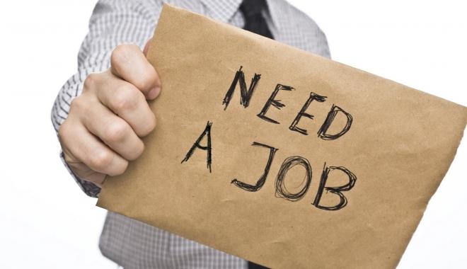 Foto: Ce locuri de muncă au la dispoziţie şomerii