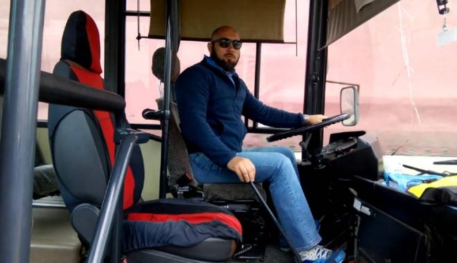 Foto: Oferte de muncă în străinătate:  şoferii de autobuz, la mare căutare