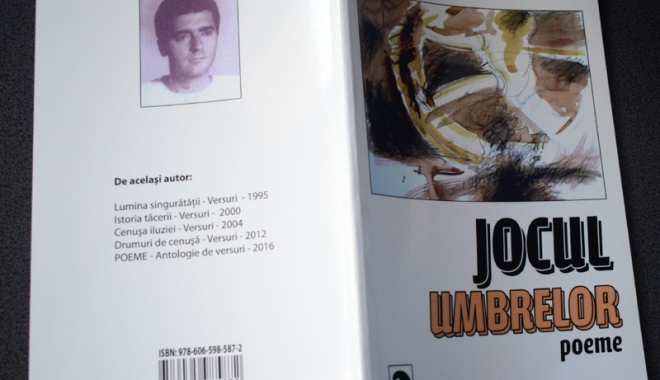 """Foto: """"Jocul umbrelor"""".  Lansare de carte  la Biblioteca Judeţeană"""