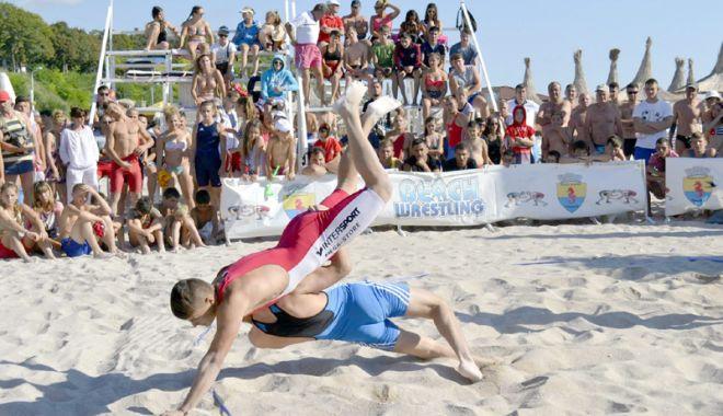 Foto: Eveniment de mare tradiţie: Jocurile Sportive pe Plajă ale Mangaliei