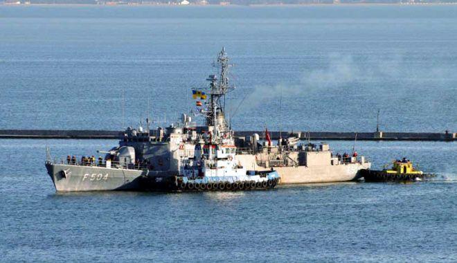 Foto: Nave turceşti, trei zile în Portul Constanţa.  Le puteţi vizita!