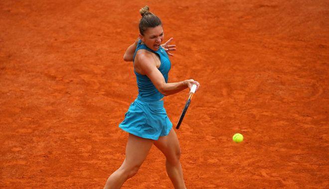 Foto: Simona Halep, în finala turneului de la Roland Garros