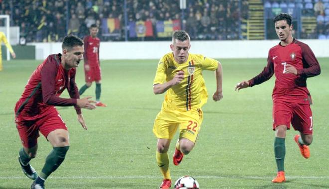 Foto: Cum au evoluat jucătorii Viitorului la naţionalele României