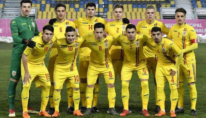 """Foto: Jucătorii de la """"Viitorul Constanţa"""" au strălucit pentru echipele naţionale"""