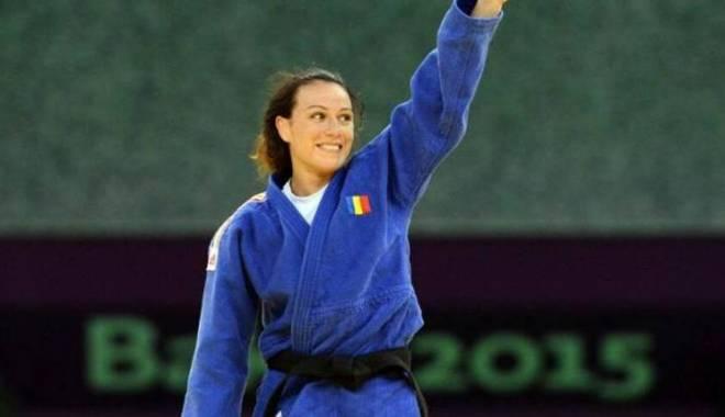 Foto: Judo: Andreea Chiţu, câştigătoarea Grand Prix-ului de la Jeju