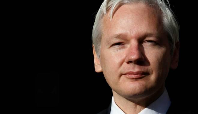 Foto: Julian Assange se teme să nu fie asasinat dacă părăsește ambasada Ecuadorului din Londra