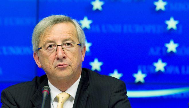 Foto: Juncker le cere statelor Uniunii Europene să vorbească pe o singură voce
