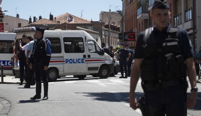 Foto: ATAC ARMAT LA TOULOUSE / Un bărbat ucis şi alte şase persoane rănite