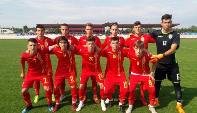 Foto: Juniorii Academiei Hagi, învingători în meciurile internaţionale