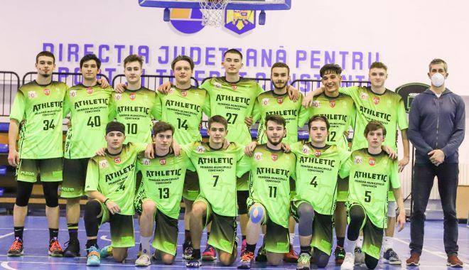 Juniorii U18 de la CSS 1-Athletic Constanţa, primele meciuri oficiale ale sezonului - juniorii-1614974801.jpg