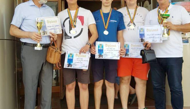 Foto: Juniorul Constanța, campioană națională la șah rapid