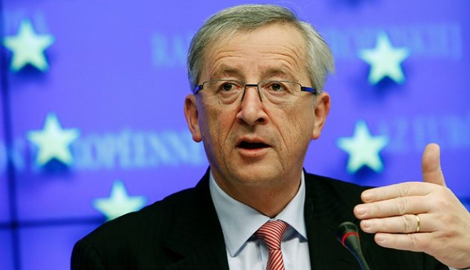 Foto: Jean-Claude Juncker: România și cu mine avem aproape o poveste de dragoste