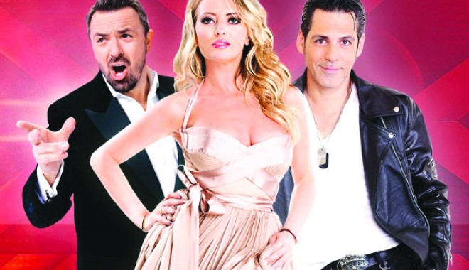 Foto: Delia, Bănică jr. şi Brenciu au pornit în căutarea factorului X