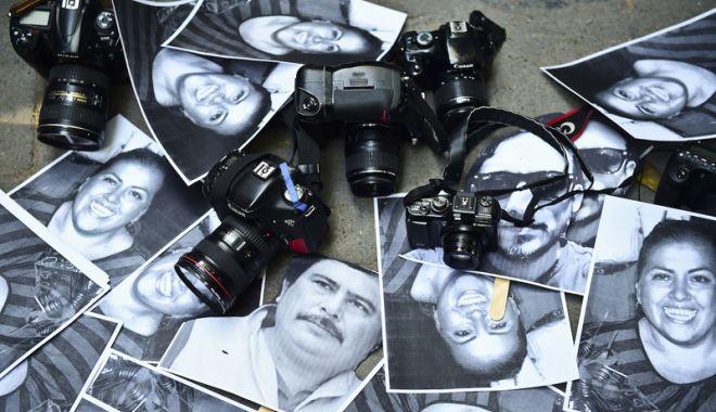 Foto: Jurnalist asasinat în Mexic