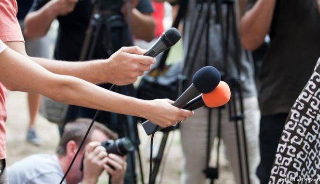 Foto: Veste excelentă pentru jurnaliști! Scutirea de impozit, depusă la Parlament