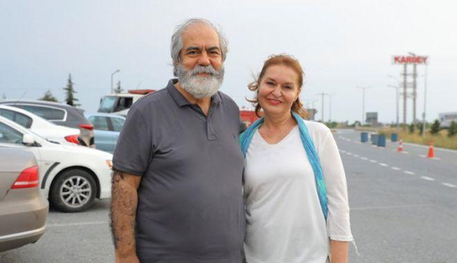 Foto: Jurnalistul turc Mehmet Altan,  eliberat după aproape doi ani de închisoare