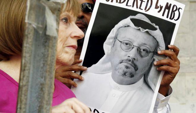 Foto: Jurnalistul dispărut în consulatul Arabiei Saudite şi-ar fi înregistrat propria moarte