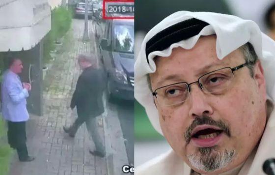 Foto: SE COMPLICĂ LUCRURILE! Suspect în cazul dispariției jurnalistului saudit, mort într-un accident rutier