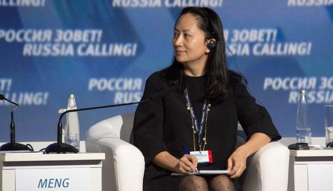 Foto: Justin Trudeau: Nu există  o motivaţie politică în arestarea fiicei fondatorului Huawei