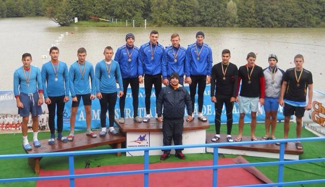 Foto: Kaiaciştii încheie sezonul pe podium