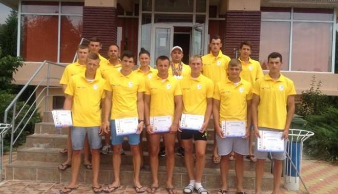 Foto: Salbă de medalii pentru sportivii constănţeni la Naţionalele de kaiac-canoe