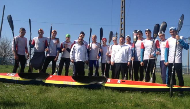 Foto: Constănţenii iau cu asalt Europenele de kaiac-canoe din Polonia
