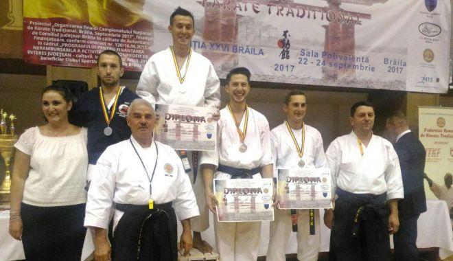 Un sportiv legitimat la Karate Tradițional Do Jo Jun Eforie, la Mondiale - karateeforie-1568662533.jpg