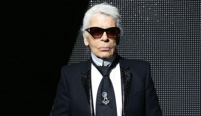 Foto: Cauza morții lui Karl Lagerfeld. Celebrul designer se lupta cu o boală grea