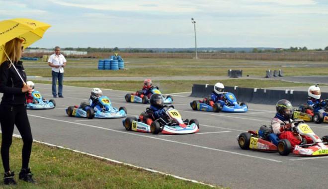 Foto: Piloţii de karting ai Constanţei, pe podium la final de campionat!