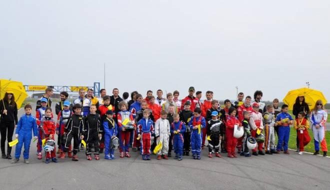 Foto: Karting: Constanţa va găzdui etapa a V-a a CN de Karting