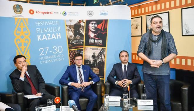 Foto: KMG International aduce  filmul kazah în România