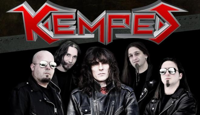 """Foto: """"Kempes"""", în concert în Club Phoenix"""