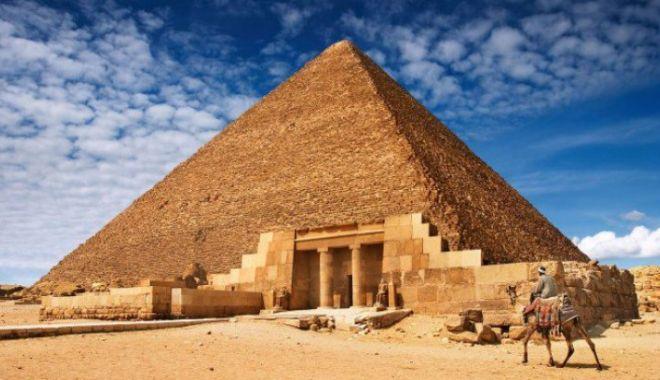 Foto: Descoperire istorică în Egipt!
