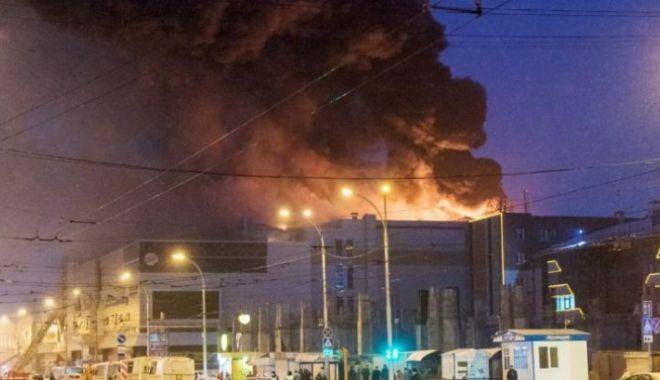 Foto: Teorie șocantă după incendiul din Kemerovo: au murit 400 de oameni, dar guvernul ascunde adevărul