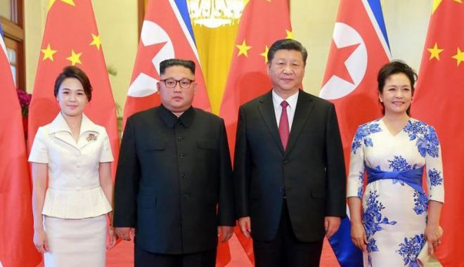 Foto: Kim Jong Un ar urma să se întâlnească  în curând  cu Xi şi Putin
