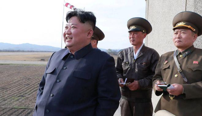 Kim Jong-un a supravegheat testarea unei noi arme tactice - kim-1555587259.jpg