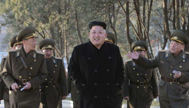 Foto: Kim Jong-Un ar putea să viziteze o importantă bază a marinei ruse