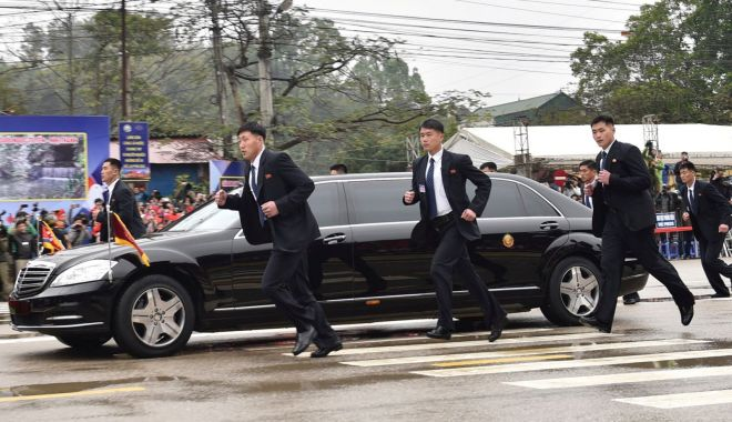 Kim Jong Un, întâmpinat cu covorul roşu înainte de întâlnirea cu Donald Trump - kim3-1551200163.jpg