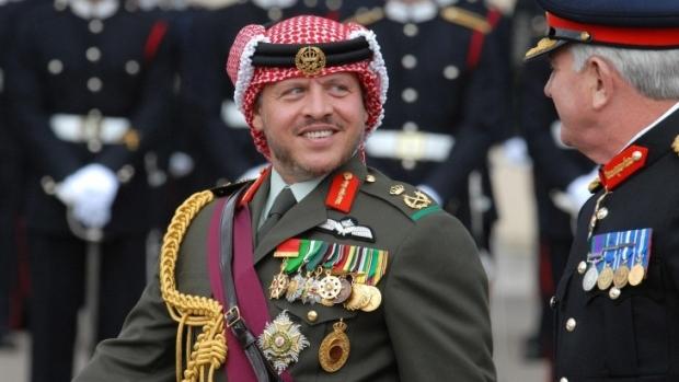 Foto: Regele Iordaniei şi-a anulat vizita în România, după declaraţia premierului Dăncilă privind mutarea ambasadei la Ierusalim