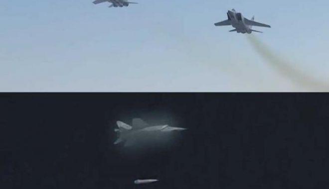 Foto: Rusia a testat cu succes un sistem de rachete hipersonice. Acestea pot lovi ţinte din întreaga lume!