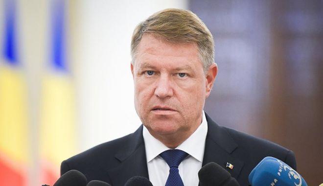 Foto: Criză în R. Moldova: Președintele Klaus Iohannis trimite o scrisoare către Donald Tusk și Jean-Claude Juncker