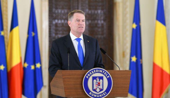 Legea pentru combaterea finanțării terorismului, promulgată  de Klaus Iohannis - klaus-1562856581.jpg