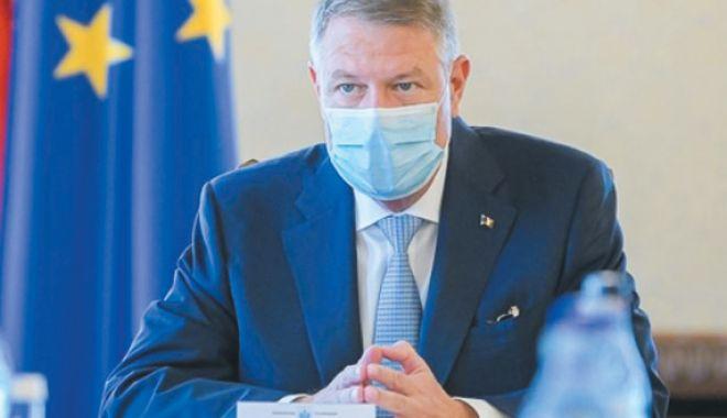 Vizita oficială a lui Klaus Iohannis în Letonia, amânată din motive ce țin de COVID. - klaus-1634219405.jpg