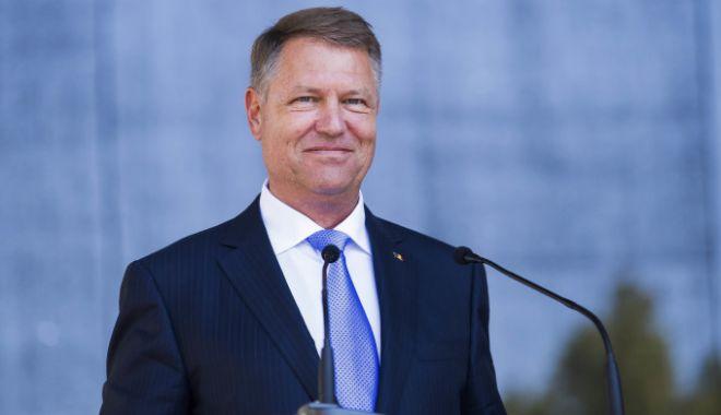 Foto: Președintele Klaus Iohannis, așteptat la ședința PNL organizată la Sibiu