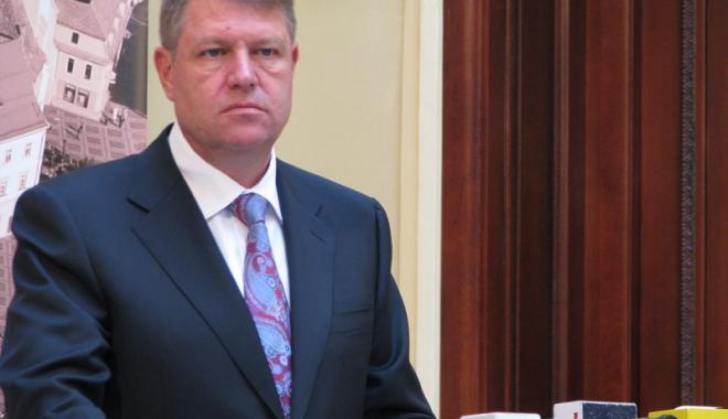 Preşedintele Iohannis: Fondurile destinate Armatei să fie folosite  în mod eficient - klausiohannis3-1508943881.jpg