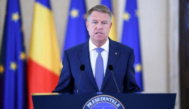 Cătălin Rădulescu (PSD) propune suspendarea lui Klaus Iohannis pentru şapte zile - klausiohannis54290200-1547932567.jpg