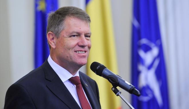 Foto: Klaus Iohannis: Rolul societății civile a devenit unul extrem de puternic